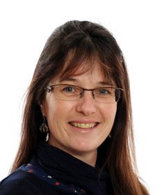Frau Vera Schenk Techn. Operationsassistentin TOA
