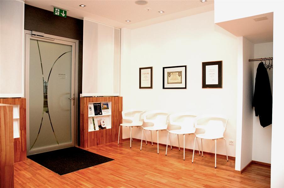 Praxisklinik für Chirurgie - Praxis - Wartebereich
